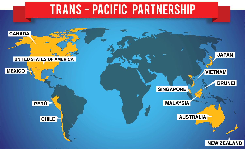 TPP Free Trade Myth