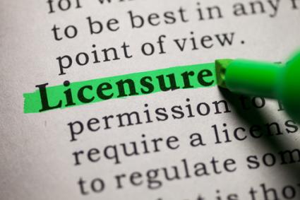 Licensure Poor