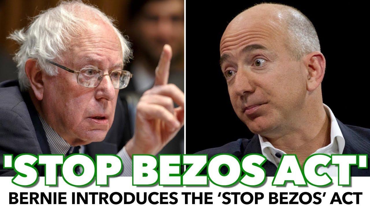 Amazon Stop Bezos Act