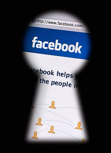facebook privacy data sharing