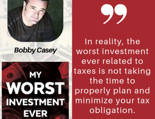 Interview: My WORST Investment Ever