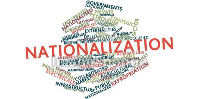 nationalize energy