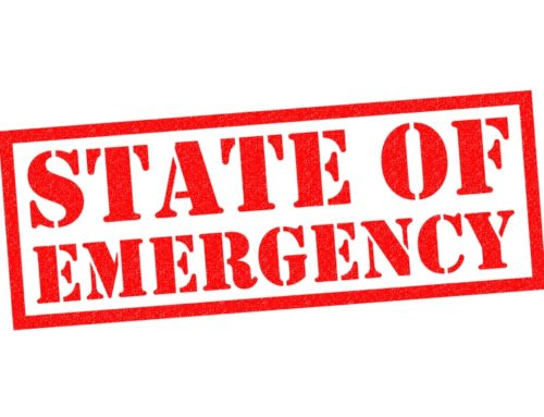 What Will a State of Emergency Usher In?