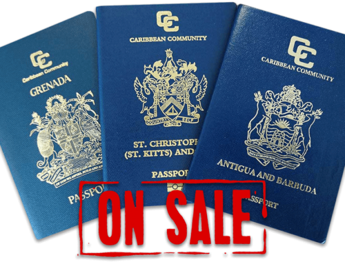 Caribbean Citizenships are On Sale