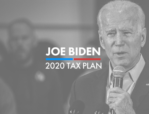A Biden Presidency Comes With Tax Hikes