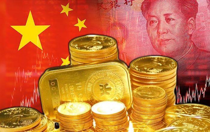 china money moves