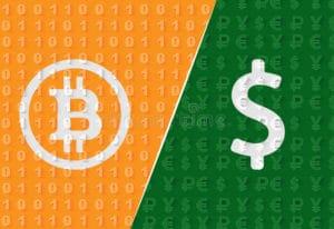 crypto vs fiat
