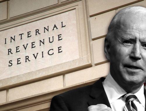 Biden Emboldens IRS with New Enforcement Spending