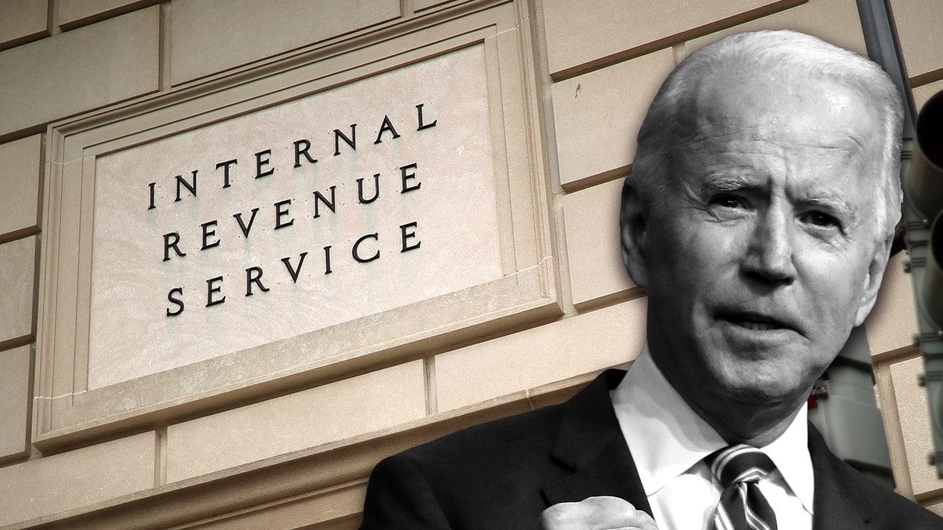 IRS Enforcement Biden
