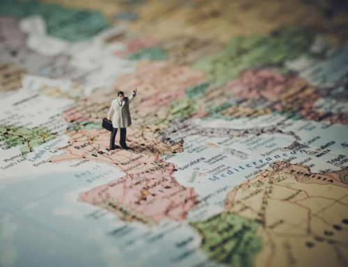 Competition Mounts for Location Independent Individuals